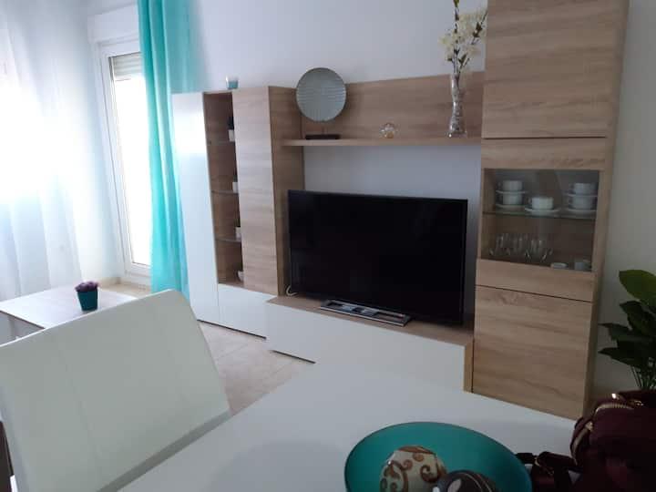 Apartamento Ciano Vistas al mar