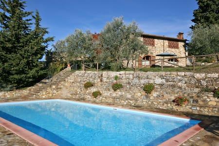 Casa Anna - Anna 1, sleeps 6 guests - San Casciano in Val di Pesa - Flat