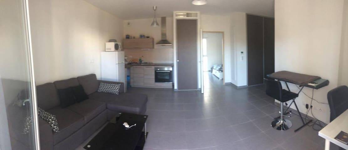 Appartement neuf, cosy et lumineux - Agde - Departamento