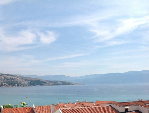 Apartment Marko 3 - Baška - Appartement