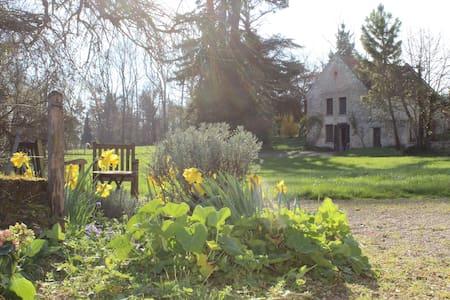 Au château de Paars, la maison du Jardinier.
