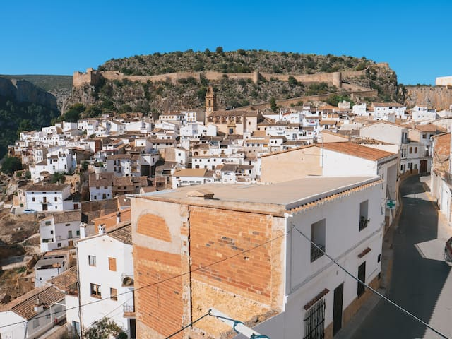 Apartamento Centro Chulilla, Cosy Flat with views
