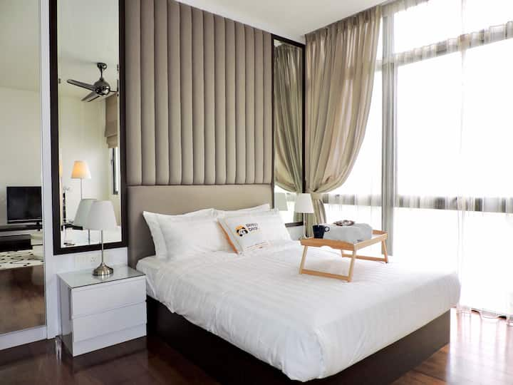 [BAA] Hilltop Premium Studio@Bangsar by SleepyBear