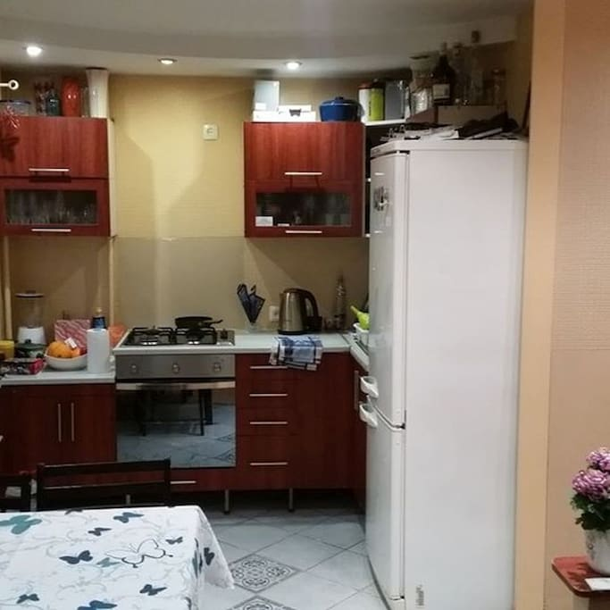 Кухня Kitchen.
