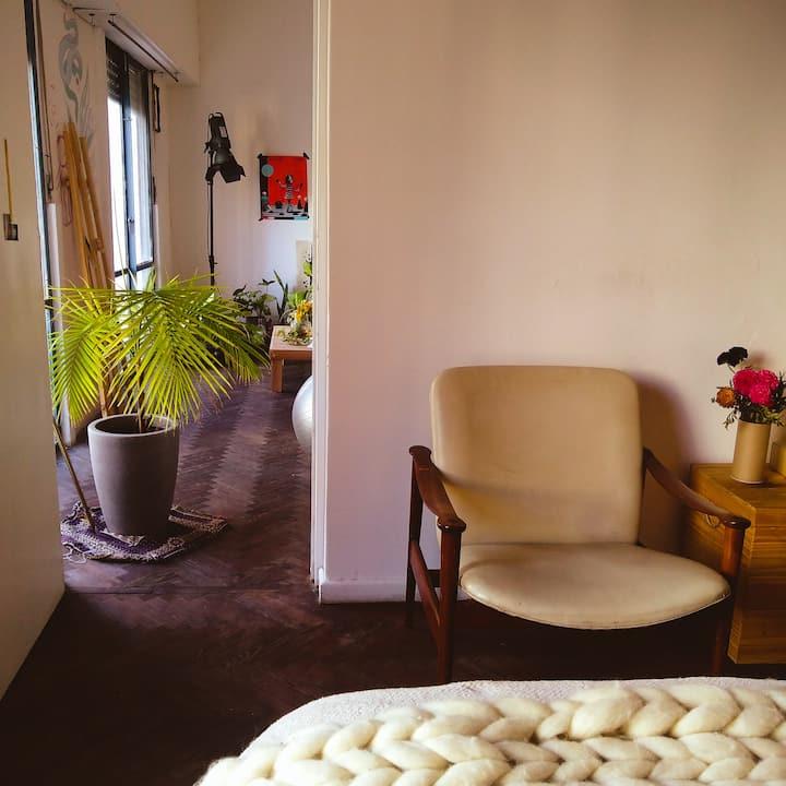 Hermosa Casa-Atelier en Almagro