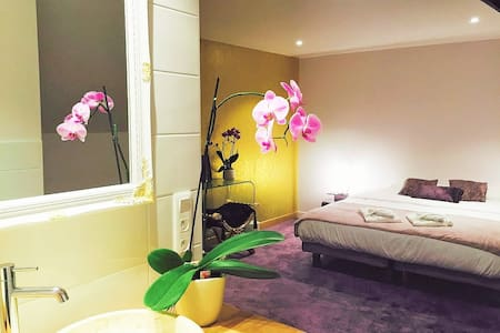 Prestige room, Domaine Pont Juillet - Fontaines