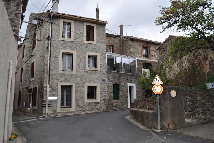 Une charmante maison de village