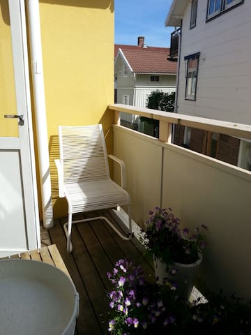 Nära havet, nära centrum - Lysekil - Appartement