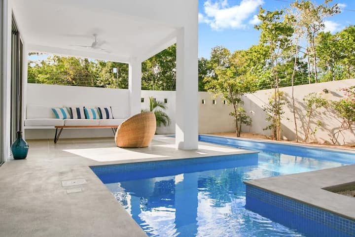 Barefoot Villa, a lovely place in Tulum