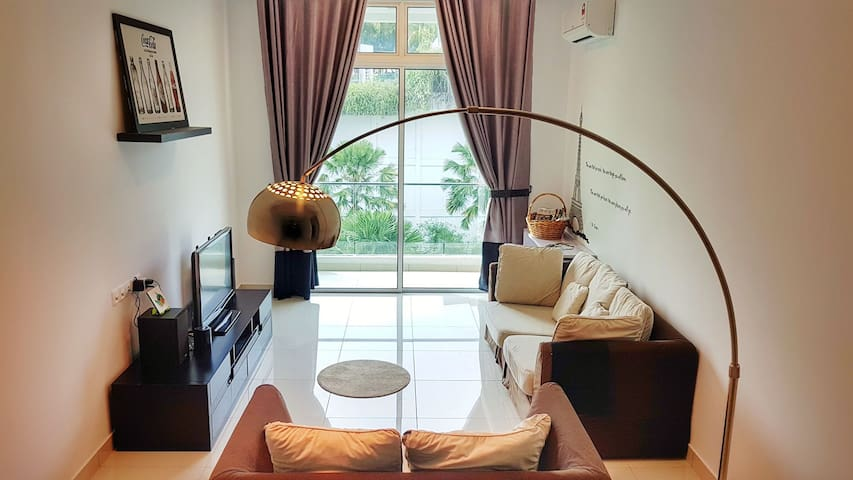 Welcome! Private Room 5 mins from Airport - Bayan Lepas - Daire