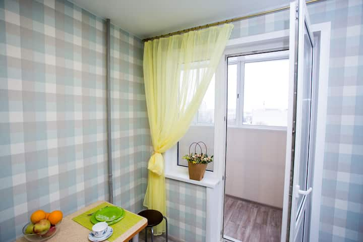 Relax apartment with a view of the sights