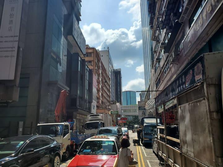 長租,LONG STAY (可開窗戶 accessible window)