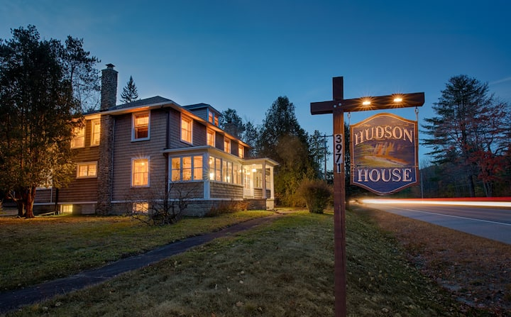 NEW! Historic 'Hudson House' w/3 Acres by Gore Mtn