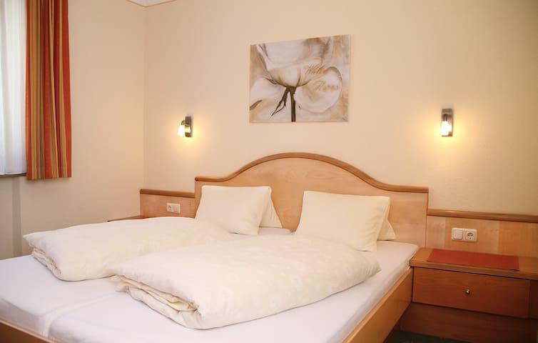Serfaus, Apartment 3-4 Personen ca. 65m², Garten