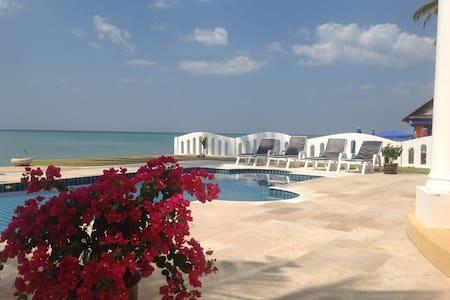 Strandvilla mit pool / Beach Villa - Khao Lak