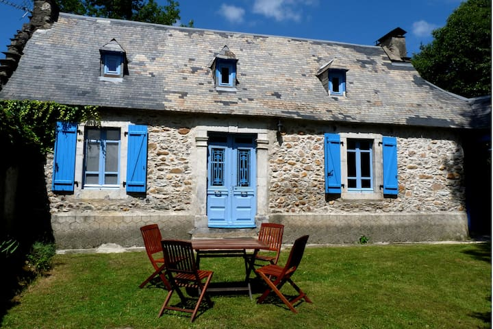 Maison au coeur des Pyrénées - Labastide - Casa