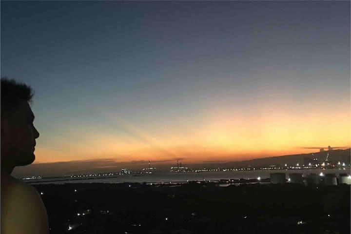 Saekyung 956 Near Mactan airport sea & city view