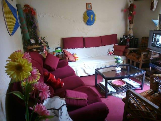Hospitable friendly home