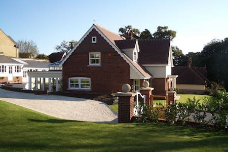 Woodpeckers Bed & Breakfast Lodge - Shanklin