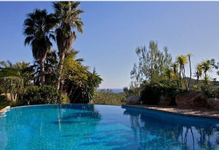 Villa  S'estanol, 3 bedroom  & Pool - Santa Eulària des Riu - Dom
