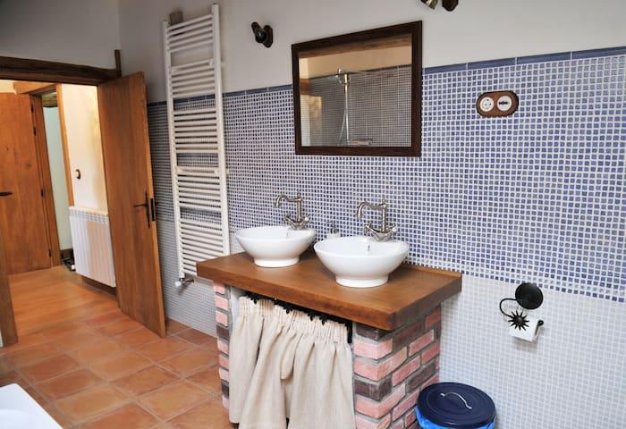 Casa acojedora en Leitza cerca Donostia y Pamplona - Leitza - Pis