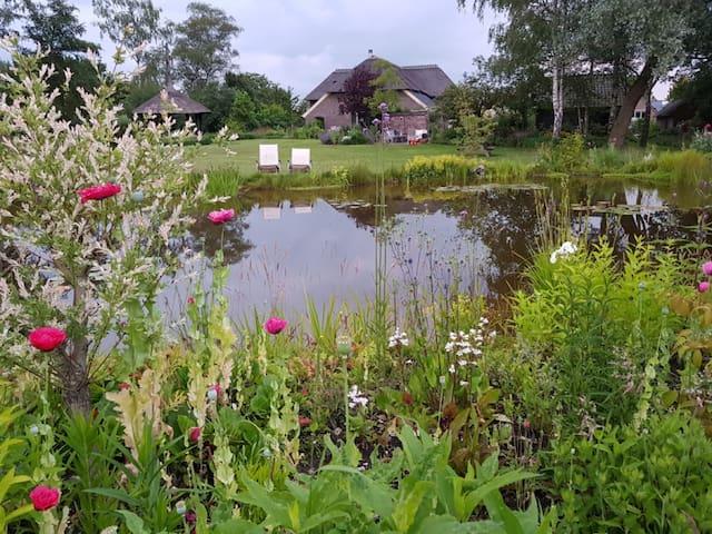 """B&B """"In de tuin van Dorth..."""""""