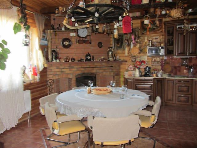 Пригородный дом Еландра рядом с рекой З. Двина