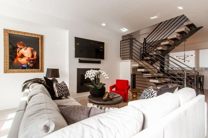 Luxury Modern Townhome in Heart of Cherry Creek
