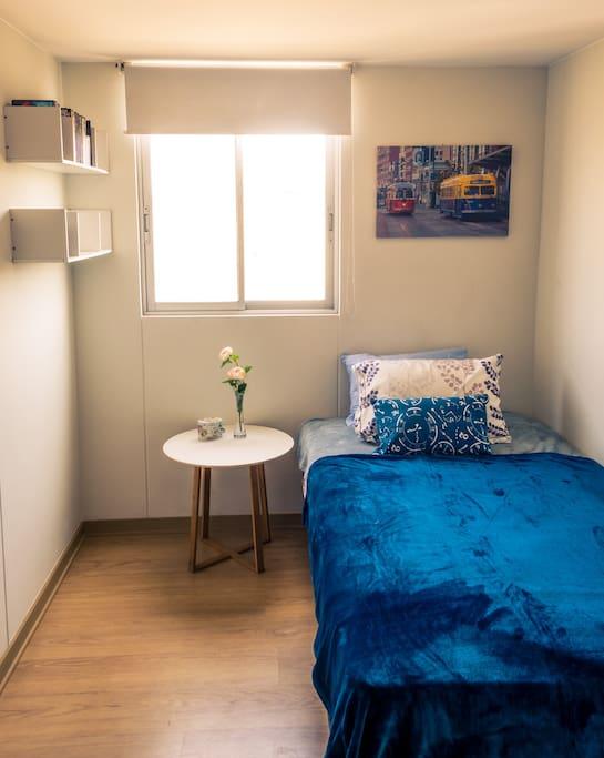 Private room/ Habitación privada