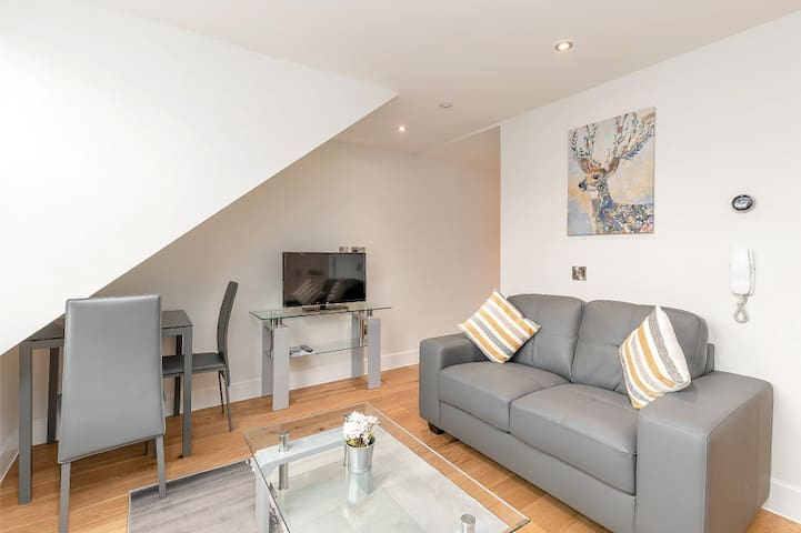 Central Edinburgh Apartments Thistle Street Flat 7
