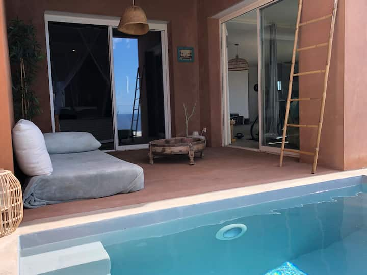 Casa Acqua - Appartement et piscine privée