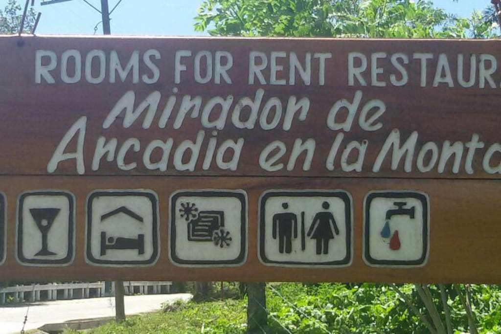 Rooms for rent Santo Domingo Sierra Maestra