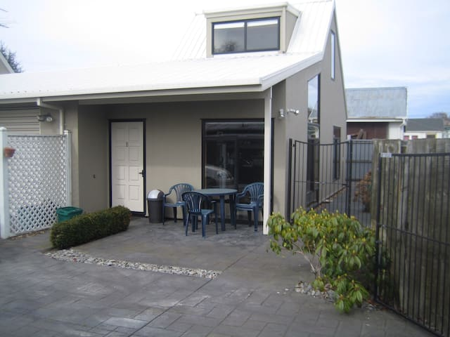 Close to City, Shops and Transport - Christchurch - Huoneisto