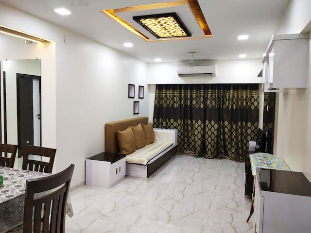 BLISS 03; 2BHK NEAR ANDHERI METRO+TRAIN STATION