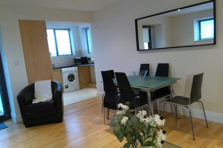 Spacious citycentre 3bed apt close to O'Connell st - Dublin - Apartmen