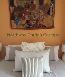 Northway garden cottage