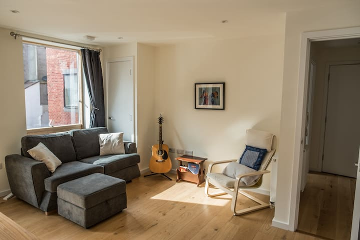 Brand New 1 bed in the heart of Bristol. - Bristol - Apartment