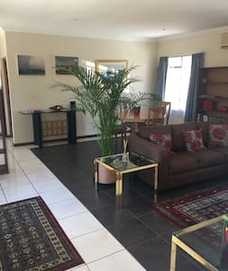 Large apartment in a beautiful secure estate. - Sandton