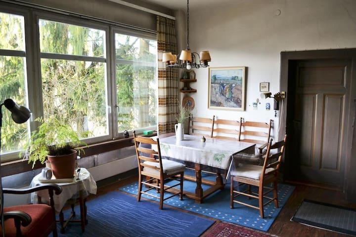 Möbliertes Zimmer in 3er WG mit sch - Heidelberg - Appartement