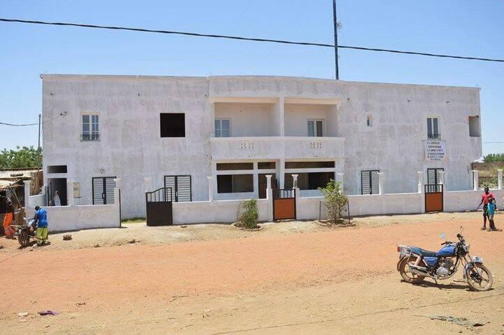 Dembancané Maison d'hôtes - Dembancane - Lakás