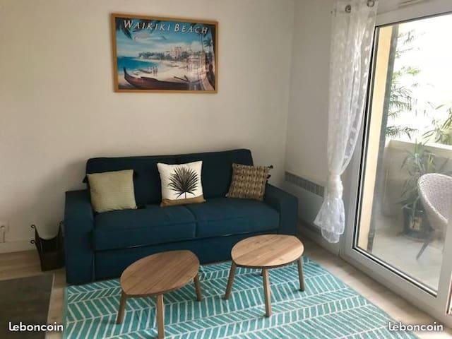 Location Apt Guethary Biarritz Petit air de Hawaï