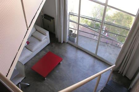 Apartamento en San Telmo con pura luz. - Buenos Aires - Loft