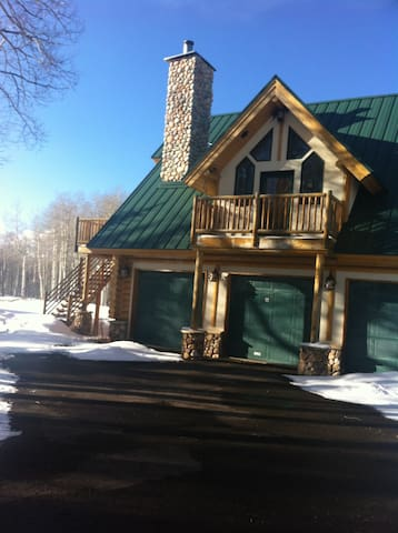 Cozy Cabin in the Aspens - Heber City