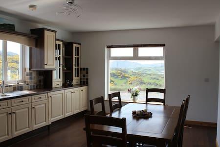 Trialough Holiday Home - Portsalon - Huis