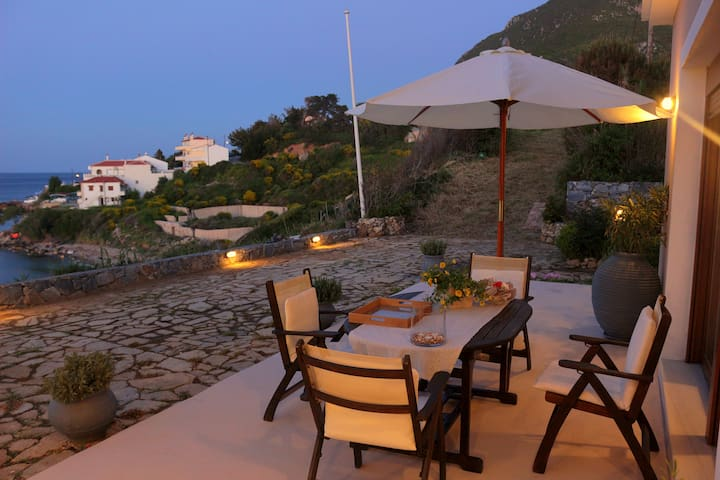View by the beach, Samos,50m to beach