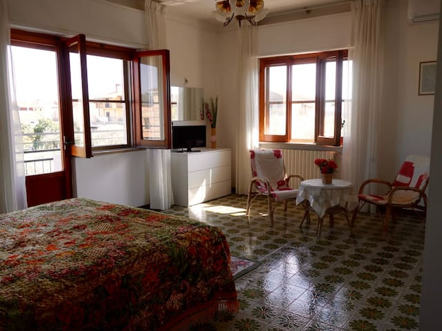 Camera Matrimoniale in Villa Il Noce