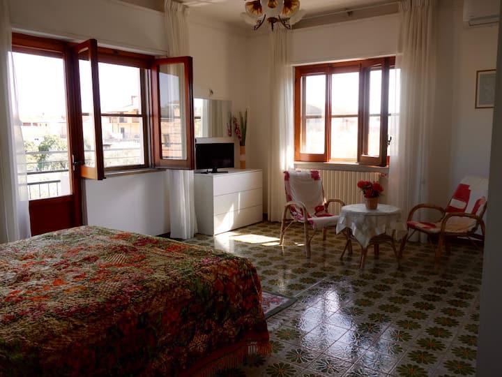 """Camera Matrimoniale  Majella in Villa """"IL Noce"""""""