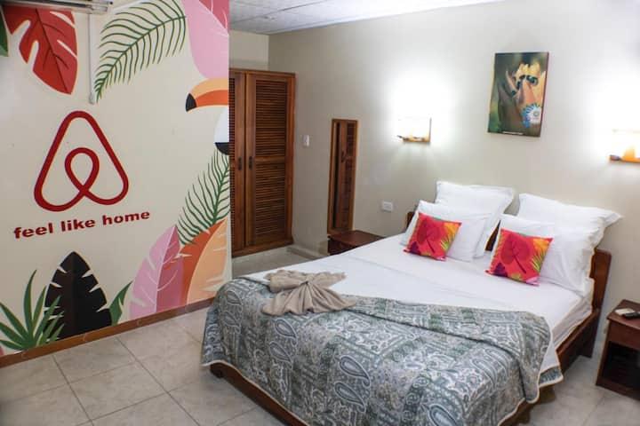 Habitación individual + Desayuno (Hotel Rio Napo)