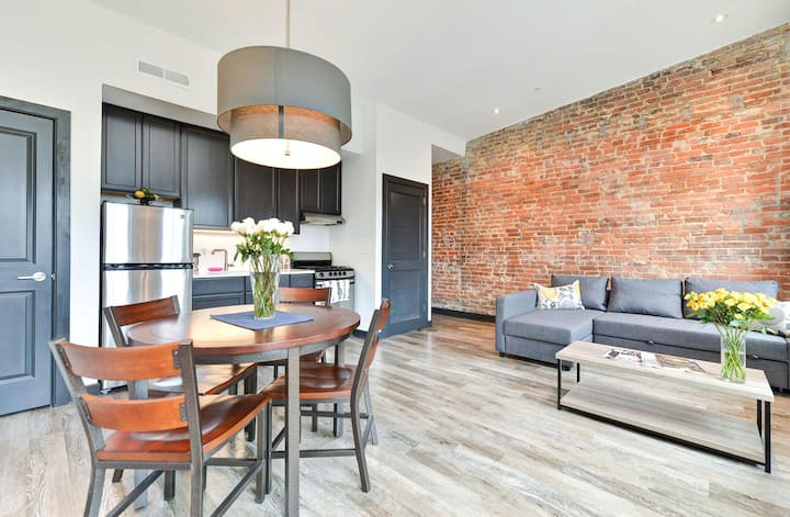Newly renovated 1 BD near Capitol