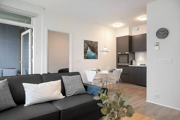 Sif Apartments - 2BR Apartment with balcony